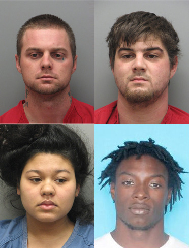 UPDATE: Four Galliano Armed Robbery Suspects Arrested