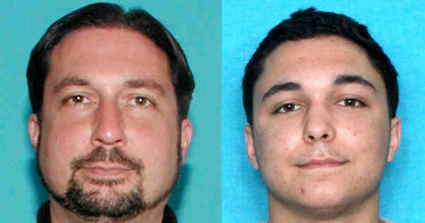 Father and Son Wanted for Residential Burglary in Kraemer
