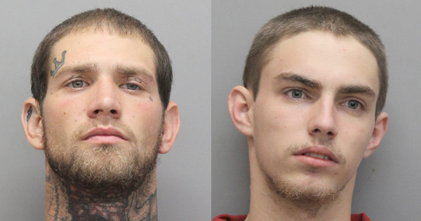 Two Arrested for Stealing Firearms from a Raceland Residence