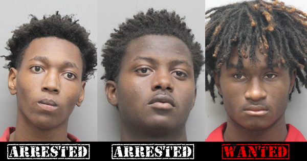 Two Arrested, One Sought in String of Thibodaux Vehicle Burglaries