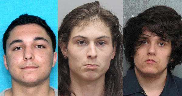 UPDATE: Three More Arrested in Connection to Kraemer Residential Burglary