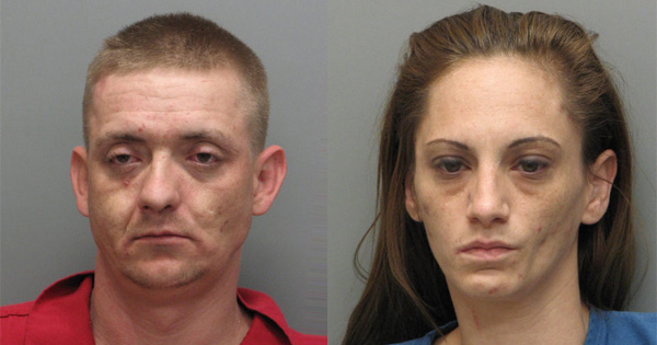 Couple Caught with Heroin and Methamphetamine Outside a Raceland Pharmacy