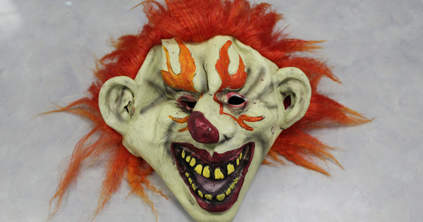 LPSO Not Clowning Around: Two High School Students Charged for Wearing Clown Mask