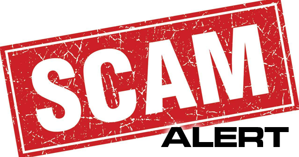 SCAM ALERT: Officials Caution Citizens to Watch for Phone and Mail Scams