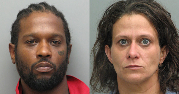 Narcotics Agents Arrest Two Following Traffic Stop in Thibodaux