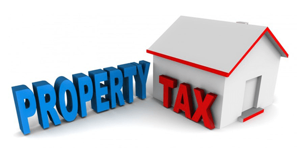 Tax Notices Being Sent to Property Owners