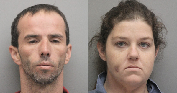 Two Arrested for Attempting to Burglarize Vehicles in Lockport
