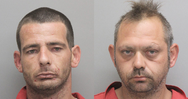 Fugitives Arrested Following Traffic Stop in Lockport