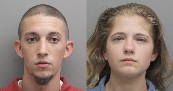 Two Arrested for Stealing from Thibodaux Business