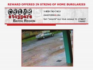 CS SL Home Burglaries
