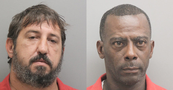Two Habitual DWI Offenders Arrested over the Weekend
