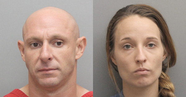 Thibodaux Couple Charged with 43 Counts of Identity Theft
