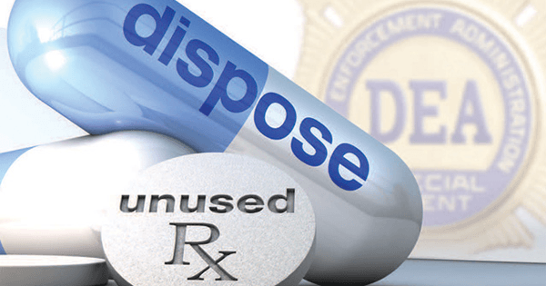 REMINDER: National Prescription Drug Take Back Day Slated for Saturday