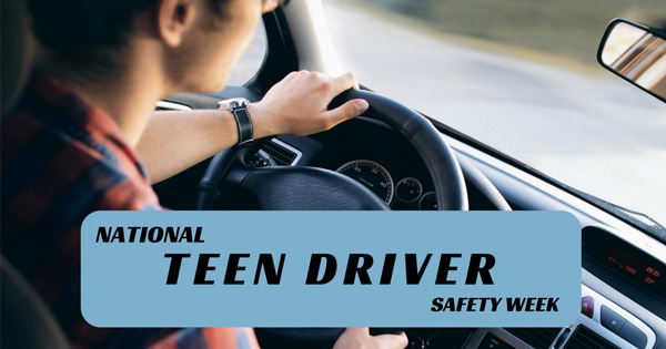 Seat Belt Checkpoint Planned for National Teen Driver Safety Week