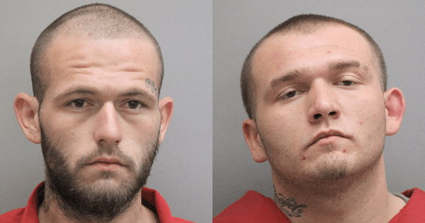 Thibodaux Brothers Charged in Weekend House Burglary
