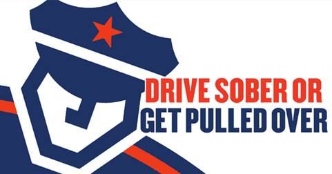 Drive Sober or Get Pulled Over Campaign Begins with Four DWI Arrests