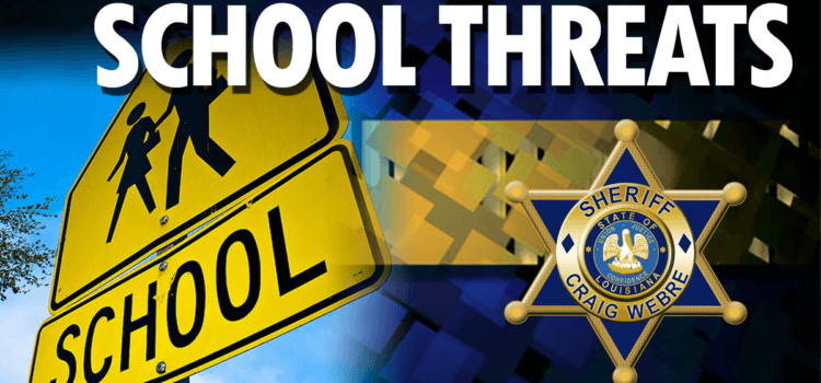 Two Female Students Charged with Terrorizing at Thibodaux Schools