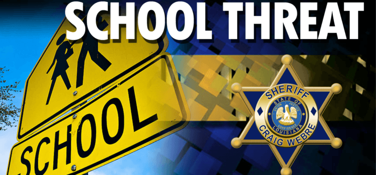 "UPDATE: Second Thibodaux High School Student Facing Charge in Reference to ""Kill List"""
