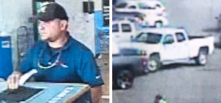 Detectives Seek to Identify Shoplifter