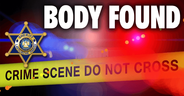 Body Found Near LA 24 in Larose