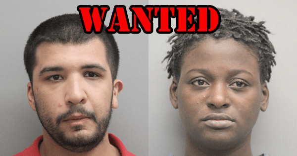 Couple Wanted for Armed Robbery in Thibodaux
