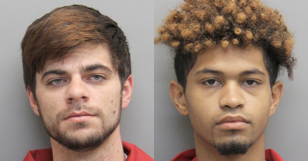 Two Arrested for Galliano Residential Burglary