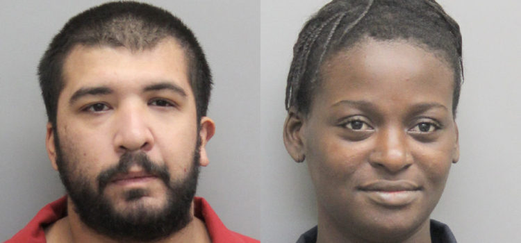 UPDATE: Couple Wanted for March 2018 Armed Robbery Now in Custody
