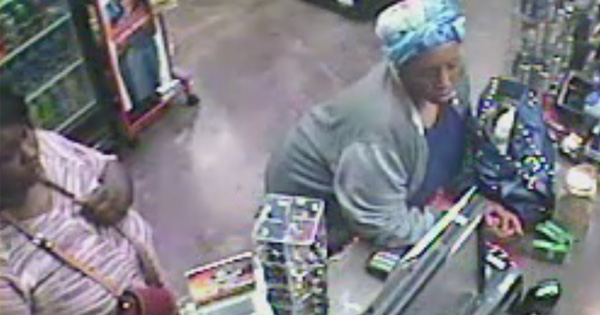 Detectives Seek to Identify Persons of Interest in Credit Card Theft