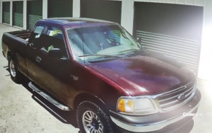 08102018 Suspect Vehicle