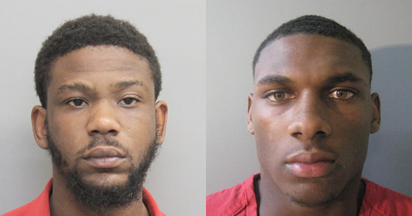 Two Arrested after Stealing Cash Box at Youth Center