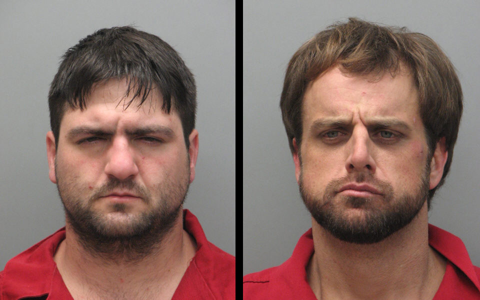 Two Cut Off Men Arrested for Meth Distribution