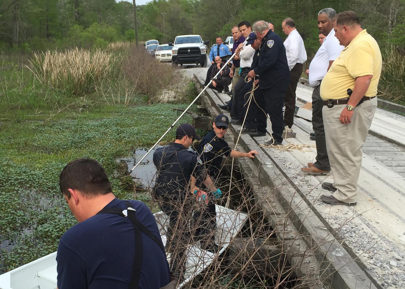 Body of Chad Turner Found in Thibodaux