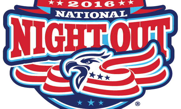 National Night Out Against Crime Scheduled for Tuesday, August 2
