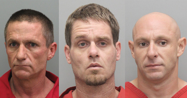 Three Arrested for Using Counterfeit Vouchers at Casinos