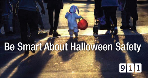 Sheriff Webre Offers Halloween Safety Tips and Trick-or-treating Patrol Plans