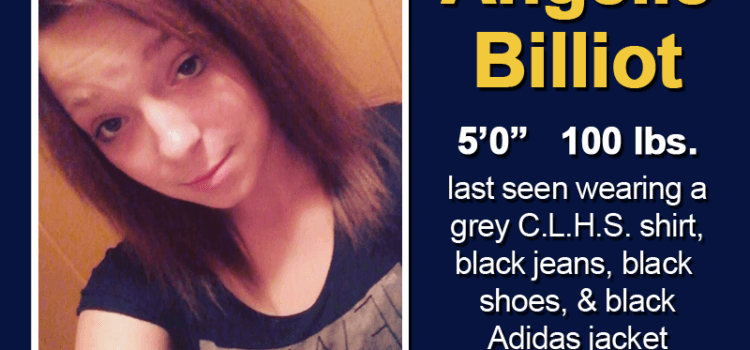 MISSING - Angelle Billiot