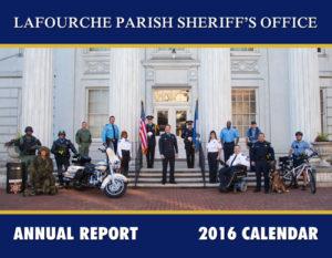 2016 Annual Report & Calendar