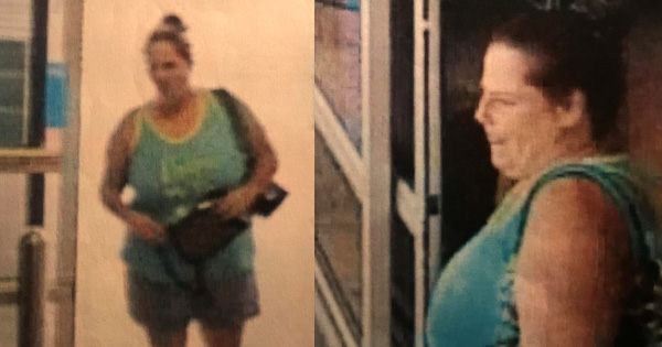 Purse Theft Suspect Featured