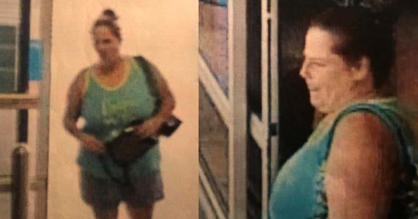 Purse Theft Suspect Featured