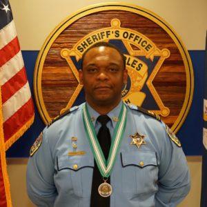 Captain Cortrell Davis