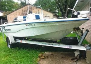 Stolen Boat 9192018