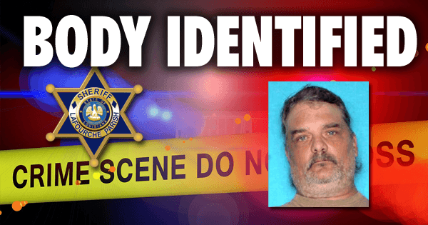 Body Identified Perry Barrios Feat