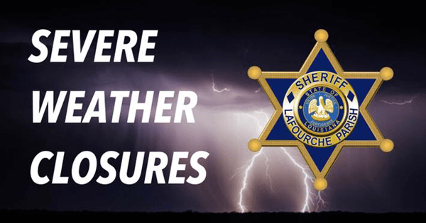Severe Weather Closures Feat