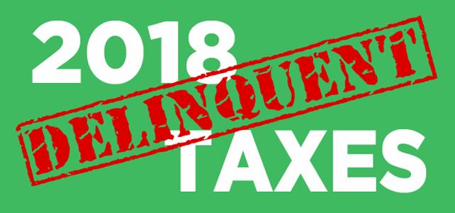 Overdue Taxes 2018 Feat 2