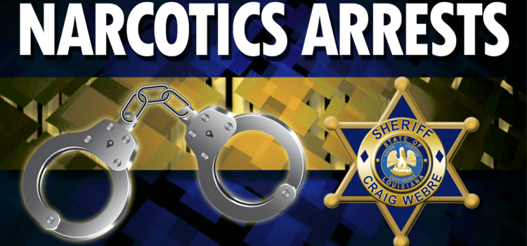 Narcotics Arrests Feat