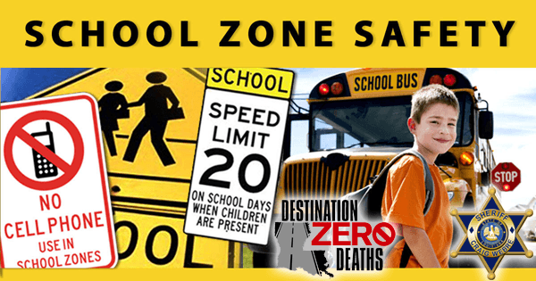 School Zone Safety Local