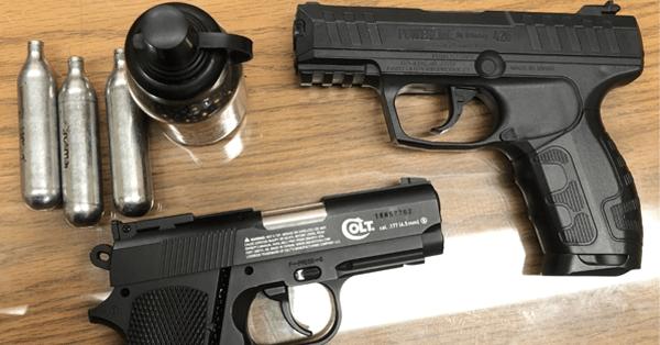 BB Guns At West Thibodaux Elementary (feat)