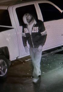 Aspen Drive Suspect