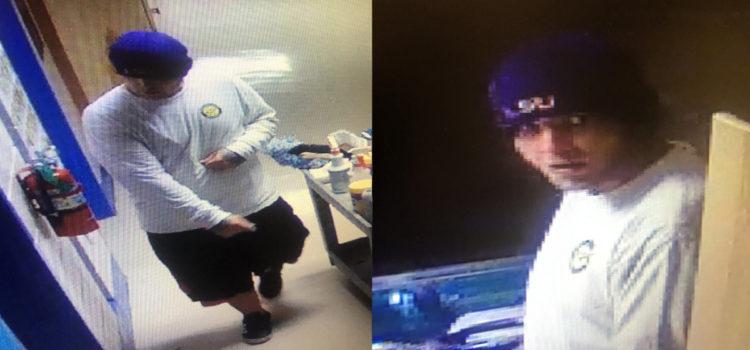 Galliano Elementary Burglary Suspect