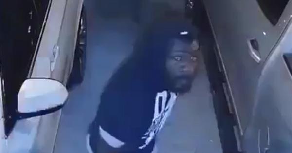 Vehicle Burglary Suspect 07312020